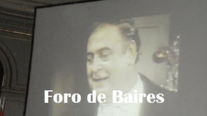 Juan Carlos Mesa Ciudadano Ilustre de la Cultura