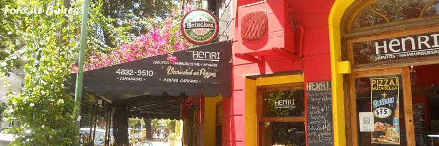 El Restaurante Henri