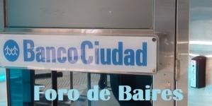 Coronavirus: El Banco Ciudad solicita prorizar el uso de los canales no presenciales