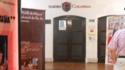 El Teatro El Colonial
