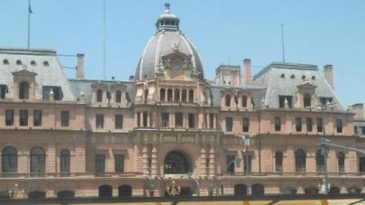 La Estación Constitución