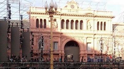 La Casa Rosada o Casa de Gobierno