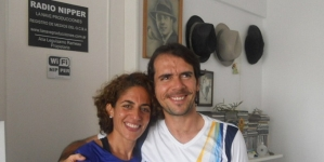 Entrevista a José L. Santero