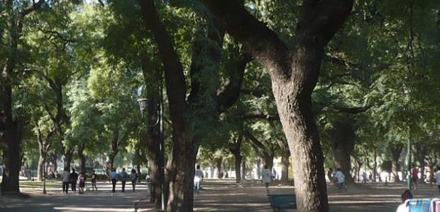 El Parque de los Patricios