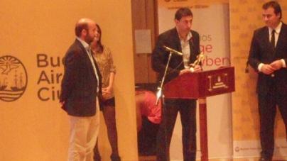 Premios Jorge Newbery 2014