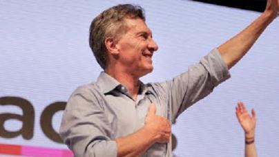 Macri:de Presidente de Boca