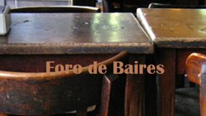 """El Cafè Bar """"Plaza Dorrego"""""""