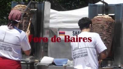 "Se viene ""Buenos Aires celebra Armenia"""