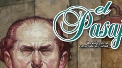 "Tapas ""Revista El Pasajero"""