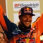 Rally Dakar y Trivento