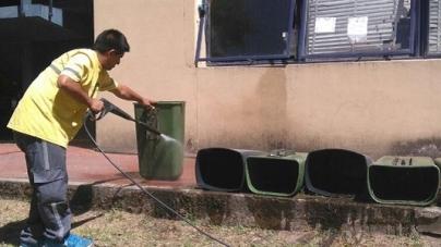 Comuna 14.Prevención Dengue
