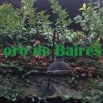 Jardín Vintage de Palermo