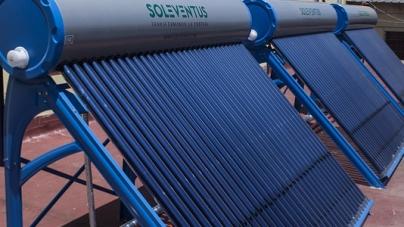 Nuevos termotanques solares