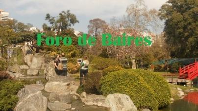 Visita por el Jardín Japonés