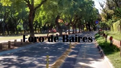 Ciclovìa Los Bosques