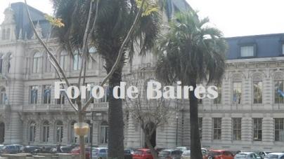 El Palacio Sarmiento