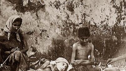 """Hoy el """"Genocidio Armenio"""""""