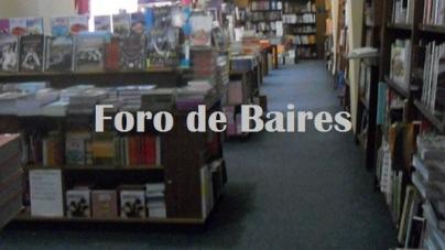Feria del Libro y novedades