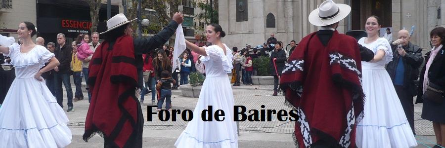 Folclore en la Comuna 14
