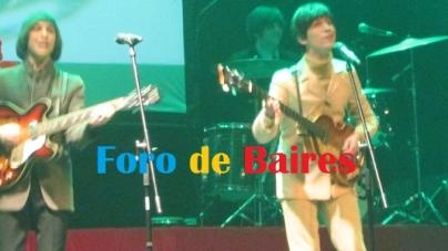 """""""The Beats"""" en el Rivadavia"""
