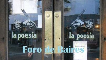 """El Bar """"La Poesìa"""""""