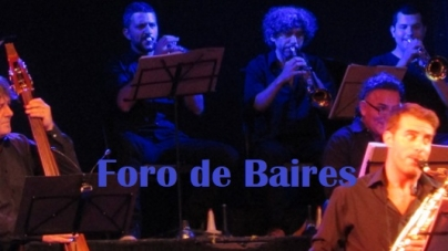 "Sigue ""El Palacio Big Band"""
