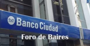 Apertura exclusiva del Banco Ciudad para Jubilados y Pensionados