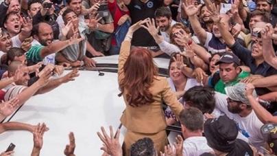 CFK: Mensaje al escrutinio