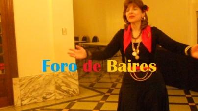 Entrevista a Marìa Cafora