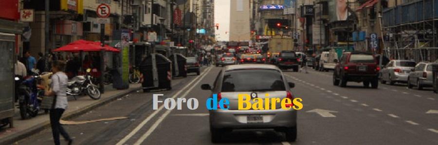 La nueva Av. Corrientes