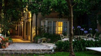 """""""L`Hotel Palermo"""": verde y naturaleza en pleno Palermo Soho"""