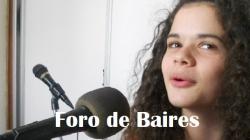 Entrevista a Lucìa Gonzàlez