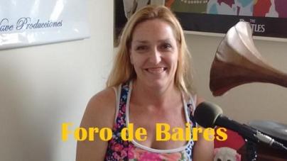 """Entrevista a Silvina Connor, directora de la obra de teatro """"Juego de Tres"""""""