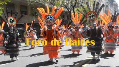 La colectividad Boliviana celebrò la Virgen de Copacabana