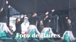 """Pasò """"Buenos Aires celebra Galicia"""" con artistas nacionales y """"Os recunchos galegos"""""""