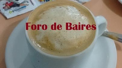 """Cafè Notable """"El Banderìn"""""""