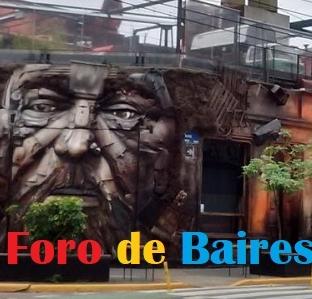 Los Graffitis, el arte urbano que adorna a Palermo