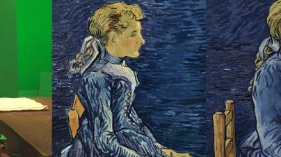 """""""Loving Vincent"""" *El primer film sobre la vida y la misteriosa muerte de Vincent Van Gogh*"""