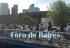 El trasbordo que cruza el Dique de Puerto Madero