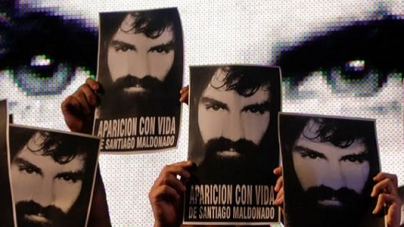 Ruidazo por Santiago Maldonado