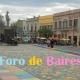 Adoquines de colores en las calles