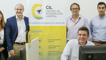 Se inauguraron nuevos Centros de Integración Laboral en tres comunas de la Ciudad