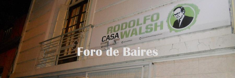 """""""La Casa Rodolfo Walsh"""" inicia el Ciclo Operas Primas  de Cineclub Rutemberg"""