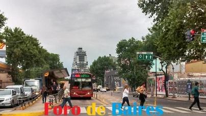 El Metrobus Juan B. Justo
