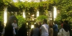 Festival de las Artes en el Museo Larreta (2 parte)