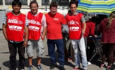 Campaña de Afiliacion masiva al sindicato de Vendedores en Once y toda la Ciudad