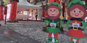 "Apertura de "" Christmas Market "" de Latinoamérica en Argentina"