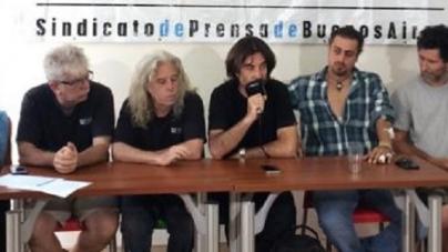 El SiPreBA exige la renuncia de Patricia Bullrich por los ataques a los periodistas