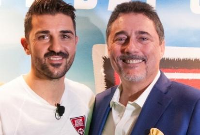 """Canal History"" anuncia ""La Historia del Fùtbol"" con David Villa"