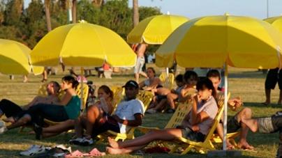 Buenos Aires Playa continúa con Rock y Deportes